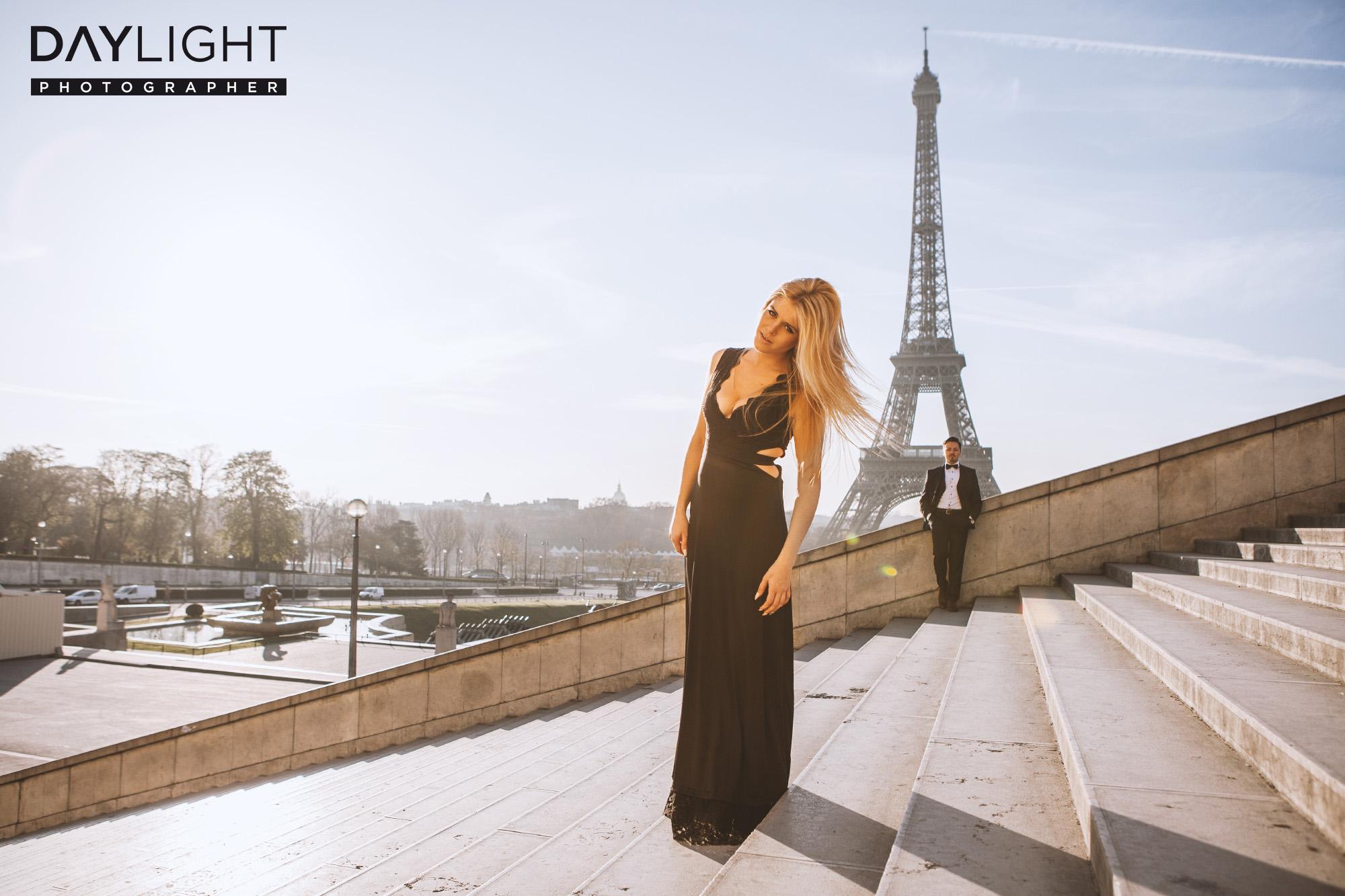 Models in Paris photographer