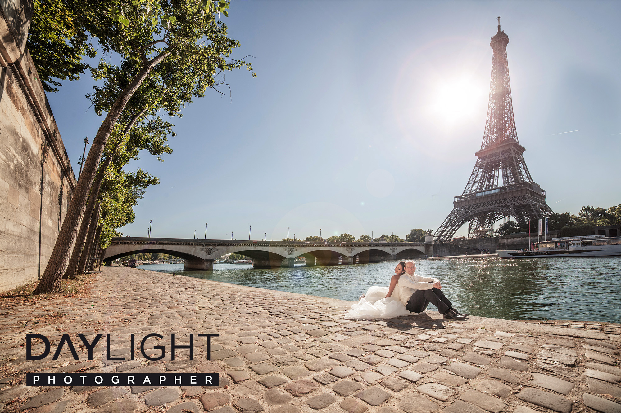 wedding photographer in paris