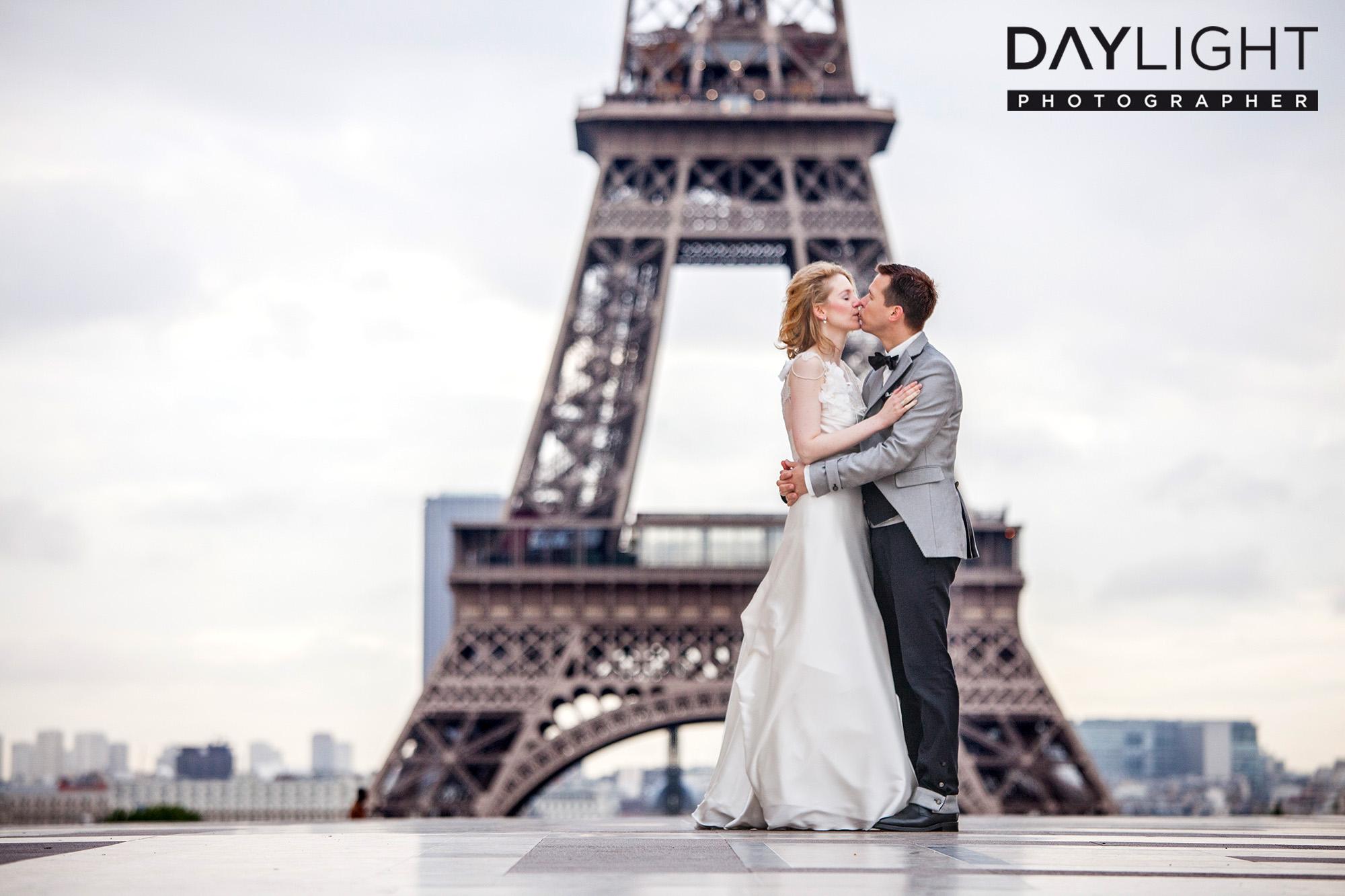 wedding photographer paris photoshooting