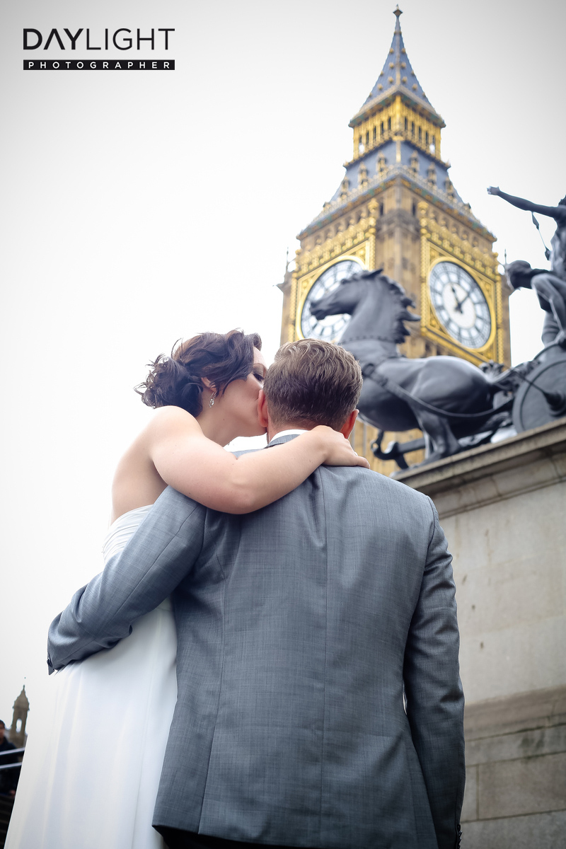 big ben couple photoshooting london