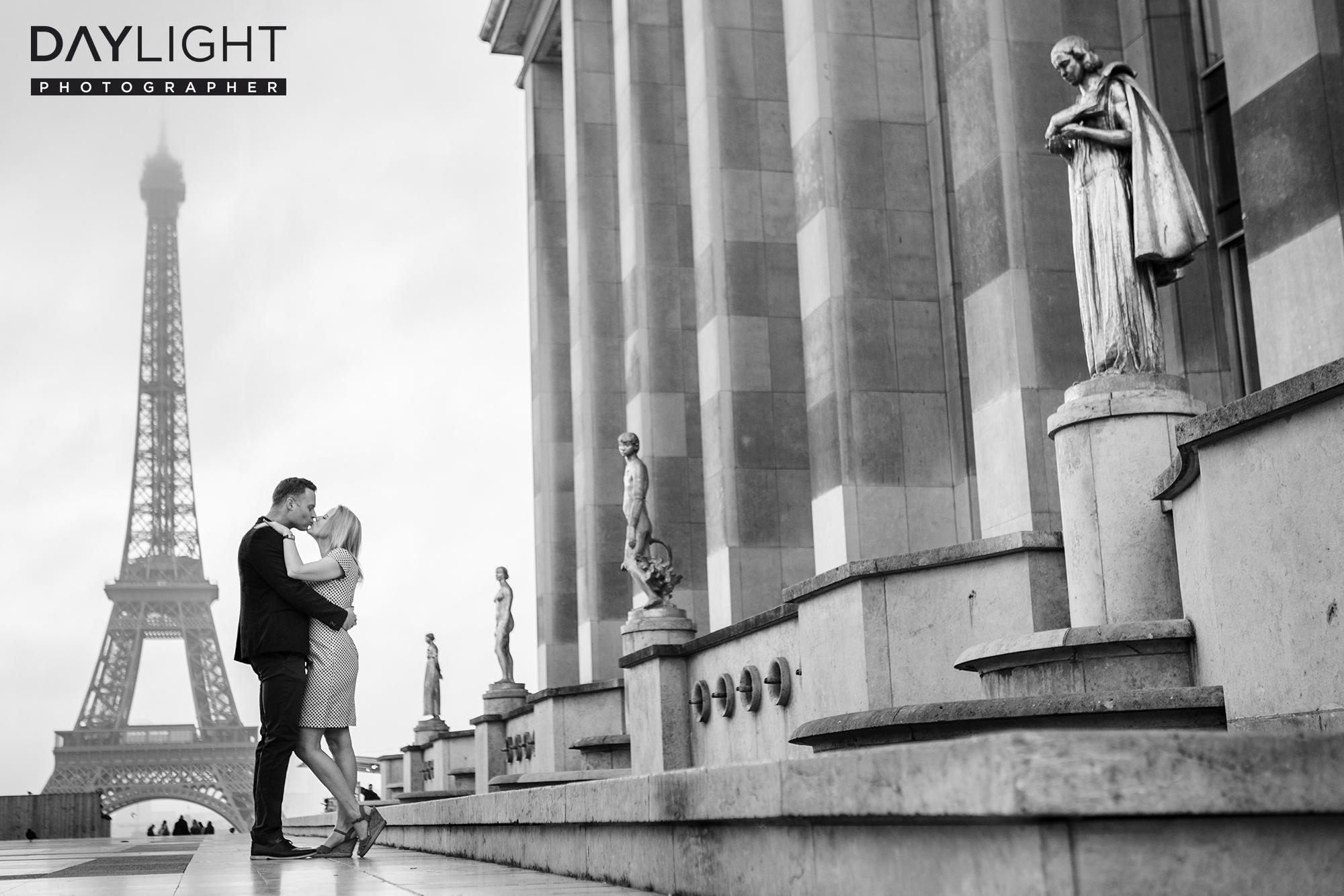black white photographers in paris