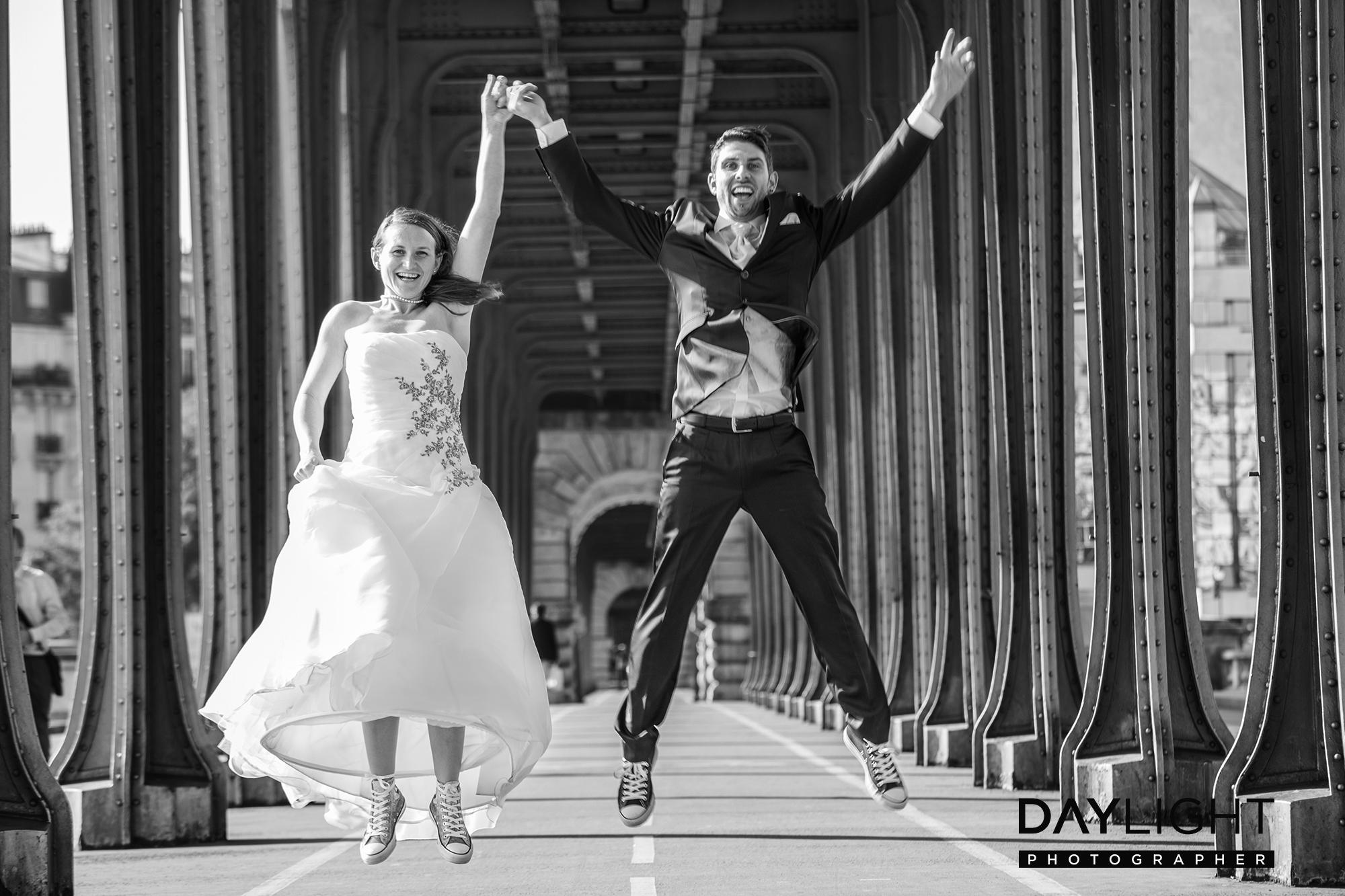 wedding photoshot in paris